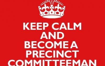 Welcome new Precinct Committeepeople   Feb 2019