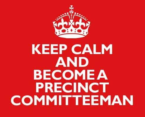 Welcome new Precinct Committeepeople | Feb 2019