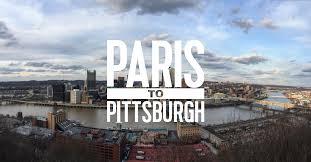 "PCDP Film Series – ""Paris to Pittsburgh"""