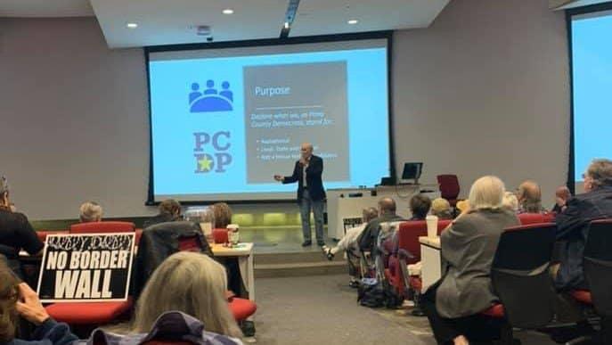 PCDP Adopts First Platform