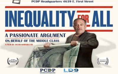Inequality For All | Postponed till APRIL 25th