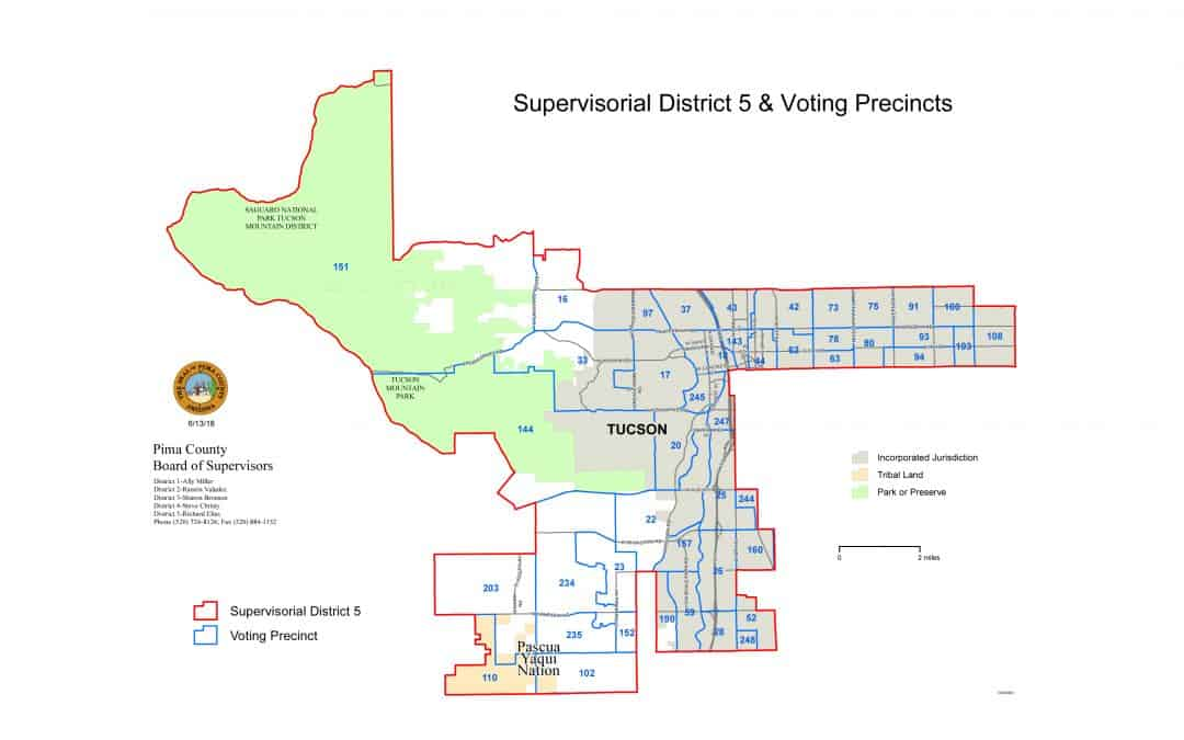 Call To Action – Supervisor District 5