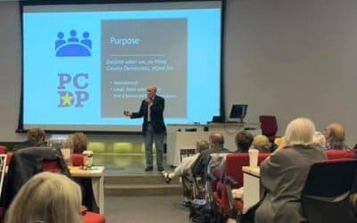 PCDP Committee Meeting