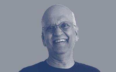 Meet Your Second Vice Chair | Kalyanaraman Bharathan
