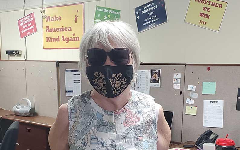 Meet Volunteer Patti Bersbach