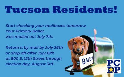 City Election Reminder! |  ¡Aviso de elecciones de la ciudad!